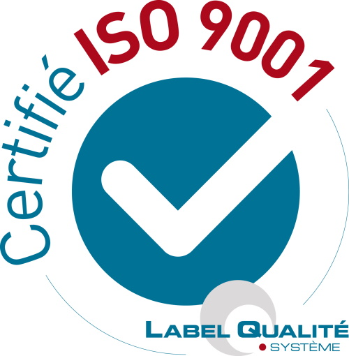 Certification ISO9001 POLYMEX