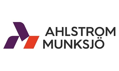 Ahlstrom Munksjo -One of the world leading players in sustainable and innovative fiber solutions.